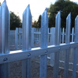 Lochrin Combi™ Palisade Fencing