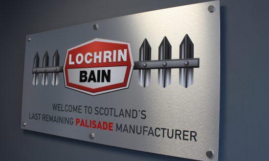 Lochrin Bain