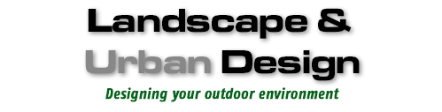 The Landscape & Urban Design logo.