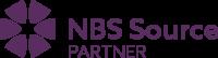 The NBS Source Partner logo.