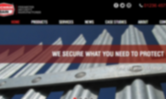 The new website launched in 2013.